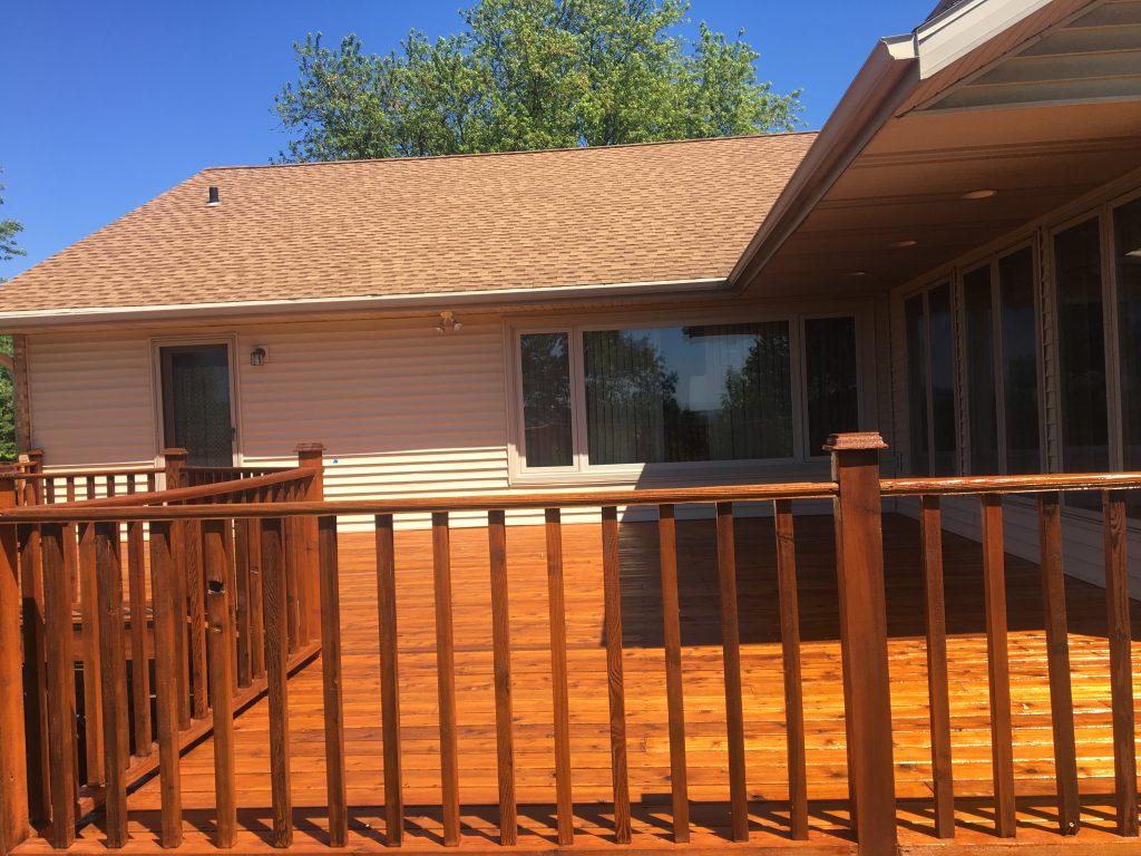 Cedar Deck Stain