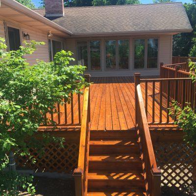 Cedar Deck Stain>